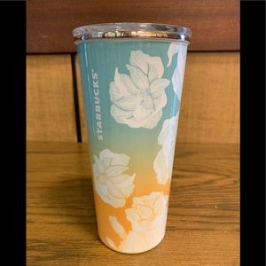 Starbuck Steel Mercury Cactus Sunprint 16 oz